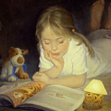 девочка-читает-книгу